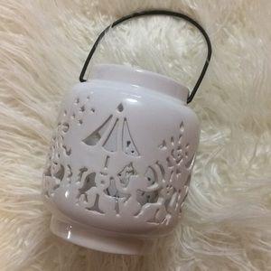 Other - Carrousel Lantern White